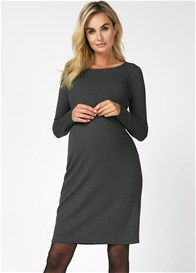 Noppies - Urban Zinnia Nursing Dress in Khaki