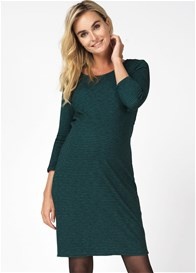 Noppies - Zinnia Textured Rib Dress in Pine
