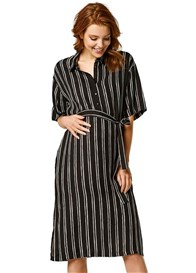 Queen mum - Woven Shirt Dress