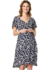 Supermom - Monaco Print Wrap Dress