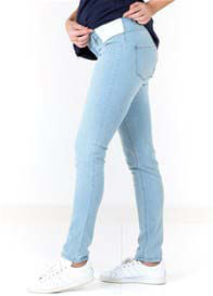 Queen Bee Soho Skinny Maternity Jeans by Slacks & Co