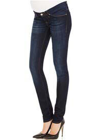 Queen Bee Jessica Deep Nolita Skinny Straight Maternity Jeans by Mavi