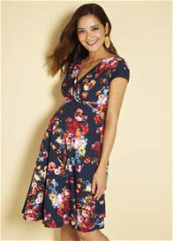 6e5355d71af Tiffany Rose - Alessandra Floral Dress in Midnight Garden