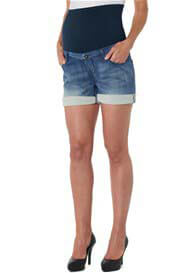 Queen Bee Gini Maternity Denim Shorts by Noppies