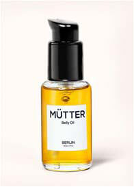 Queen Bee Mutter Belly Oil in Orange Blend by Liebemutter