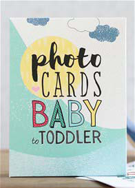 Queen Bee Baby To Toddler Milestone Photo Cards by Write to Me