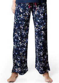 Queen Bee Enigma Maternity PJ Pants by HOTmilk