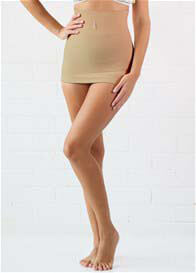 Queen Bee Postpartum Recovery Support Belly Band in Nude by Queen Bee