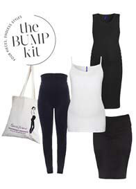 Queen Bee New York Maternity Bump Kit by Seraphine