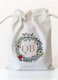 Queen Bee Signature Gift Bag w Gift Tag by Queen Bee