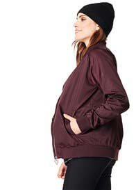 Queen Bee Isabelle Dreamcatcher Maternity Bomber Jacket by Noppies