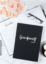 Queen Bee Grandparents Journal by Belle and Grace