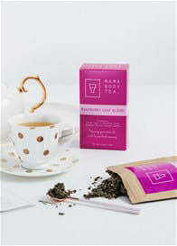 Queen Bee Raspberry Leaf Organic Tea by Mama Body Tea