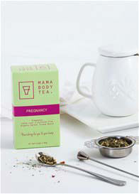 Queen Bee Pregnancy Organic Loose Leaf Tea by Mama Body Tea
