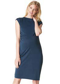 Noppies - Annefleur Dress in Navy