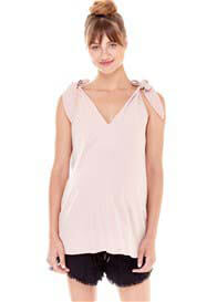 Imanimo - Shyla Top in Blush