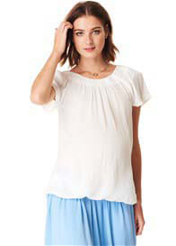 Esprit - Off Shoulder Blouse in White