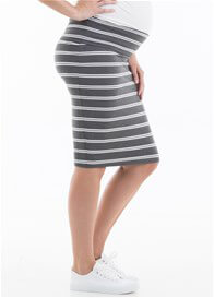 Trimester® - Glenn Striped Pencil Skirt